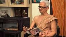 കവി വിഷ്ണുനാരായണന് നമ്പൂതിരിയെ അനുസ്മരിച്ചു