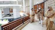 ബംഗബന്ധു ശൈഖ് മുജിബുര് റഹ്മാന്റെ ശവകുടീരത്തില് പ്രധാനമന്ത്രി ആദരാഞ്ജലി അര്പ്പിച്ചു