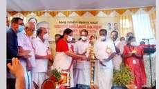 വയനാട് മെഡിക്കല് കോളേജ്:  പ്രവര്ത്തന ഉദ്ഘാടനം നിര്വഹിച്ചു