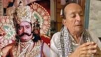 ഇതിഹാസ പരമ്പര രാമായണത്തില് രാവണ കഥാപാത്രമായി പ്രേക്ഷകപ്രീതി നേടിയ അരവിന്ദ് ത്രിവേദി അന്തരിച്ചു; അന്ത്യം ഹൃദയാഘാതത്തെ തുടര്ന്ന്