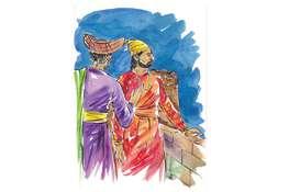 ആദ്യത്തെ അഗ്നിപരീക്ഷ