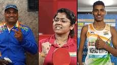 ദേശീയ കായിക ദിനത്തില് ടോക്കിയോയില് തിളങ്ങി ഇന്ത്യ; 2020 പാരാലിമ്പിക്സില് മൂന്ന് മെഡലുകള്