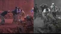 വെള്ളം സിനിമ ചിത്രീകരണത്തിനിടെ വന് അപകടത്തില് നിന്ന് നടന് ജയസൂര്യ രക്ഷപെട്ടത് തലനാരിഴയ്ക്ക് (വീഡിയോ)