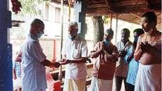 കോട്ടയത്ത് 1100 സ്ഥലങ്ങളില് മഹാസമ്പര്ക്കയജ്ഞം
