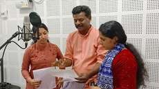 വയനാടിന്റെ സ്വന്തം ശബ്ദ കലാകാരന് ഷാജി മാനന്തവാടി