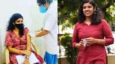 45 വയസ്സിന് താഴെയുള്ളവര്ക്ക് വാക്സിന് ആരംഭിച്ചില്ല,  ചിന്താ ജെറോം വാക്സിനെടുത്തു; രാഷ്ട്രീയ സ്വാധീനത്തില് പിന്വാതിലൂടെ നേടിയതെന്ന് ആരോപണം