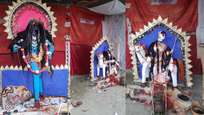 ബംഗ്ലാദേശില് ഹിന്ദു ക്ഷേത്രത്തിന് നേരെ ആക്രമണം; വിഗ്രഹം തകര്ത്തു