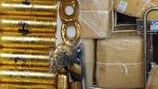 യുഎഇയില് നിന്ന് സ്വര്ണം കൊണ്ടുവന്ന ബാഗ് ഡിപ്ലോമാറ്റിക് ബാഗേജ് അല്ല