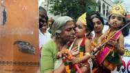ബാലഗോകുലത്തിന് ത്രിമധുരം സമ്മാനിച്ച സുഗതകുമാരി; ബാലഗോകുലം വഴി സംഘവുമായി അടുത്തത് വിശദീകരിച്ച് എം എല് രമേശ്
