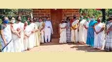 പെണ്കരുത്തില് ചന്ദ്രപുരത്ത് അന്നപൂര്ണേശ്വരി ക്ഷേത്രമൊരുങ്ങും, മഹാസുദര്ശനഹോമം നാളെ