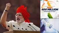40 കോടി പേര്ക്ക് കൊവിഡ് പ്രതിരോധ കുത്തിവയ്പ് നല്കി ഭാരതം; രാജ്യത്ത് രോഗമുക്തി നിരക്ക് 97.31% ആയി വര്ദ്ധിച്ചു