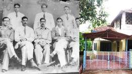 രാജകുടുംബത്തിലെ ഐഎന്എ പോരാളി