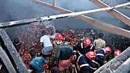 സിവില് സപ്ലൈസ് കോര്പറേഷന്റെ ഗോഡൗണില് വന് തീപിടിത്തം, 40 മാവേലി സ്റ്റോറുകളിലേക്കുള്ള ഭക്ഷ്യവസ്തുക്കള് ഭൂരിഭാഗവും അഗ്നിക്കിരയായി