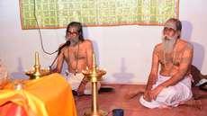 സാമവേദപണ്ഡിതരായ സഹോദരങ്ങള് ചെറുതാഴത്ത്
