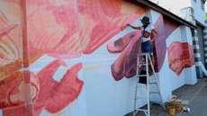 ഇടതു സര്ക്കാരിന്റെ നീതി നിഷേധം; പൊതു ഇടങ്ങള് ബിനാലെയ്ക്ക് തീറെഴുതുന്നു, പ്രതിഷേധവുമായി കലാകാരന്മാര്