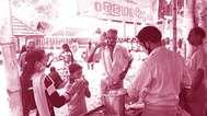 ക്ഷേത്രമുറ്റത്ത് തണ്ണീര് പന്തല്: വേനലില് ആശ്വാസമായി സേവാഭാരതി കുടിവെള്ള വിതരണം