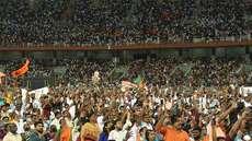 റിക്കാര്ഡ് ഭേദിച്ച ജനക്കുട്ടം; സംഘാടക മികവിന്റെ സാക്ഷ്യ പത്രമായി ബിജെപി പരിപാടി