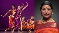 2021 ലെഗസി അവാർഡ്  ഭരതനാട്യം നർത്തകി ഹേമ രാജഗോപാലിന്
