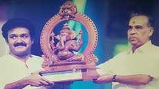 ആശംസ നേര്ന്ന് പി. പി. മുകുന്ദന്; പ്രണാമം അര്പ്പിച്ച് മോഹന്ലാല്