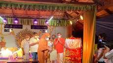 സര്ഗ ഭാവങ്ങള് വിരിയിക്കാന്  ഗുരു സ്മൃതി മണ്ഡപം തുറന്നു