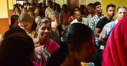 സംസ്ഥാനത്ത് 74.06 ശതമാനം പോളിങ്; ഏറ്റവും കൂടുതല് പോളിങ് രേഖപ്പെടുത്തിയത് കുന്ദമംഗലത്ത്, കുറവ് തിരുവനന്തപുരത്ത്