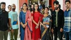 സിദ്ധിഖ്, അപര്ണ്ണയുടെ പുതിയ ചിത്രം കാക്കനാട് ചീത്രീകരണം തുടങ്ങി; പേരിടല് പിന്നീട്