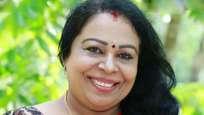 ശോഭനാ ജോര്ജ്ജ് ഖാദി ബോര്ഡ് വൈസ് ചെയര്പേഴ്സണ് പദവി രാജിവെച്ചു