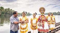 കാവാലം ചുണ്ടന്റെ കഥയുമായി സംഗീത ആല്ബം