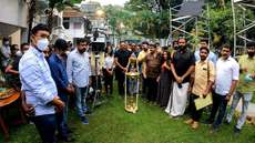 അനൂപ് മേനോൻ, പ്രകാശ് രാജ്, സണ്ണി വെയിൻ കൂട്ടുകെട്ടിൽ കണ്ണൻ താമരക്കുളത്തിന്റെ 'വരാൽ'; പൂജ കൊച്ചിയിൽ നടന്നു