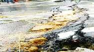 നിലയ്ക്കൽ -പമ്പാ പാതയുടെ പുനർനിർമാണം; റീടെണ്ടർ നാളെ തുറക്കും