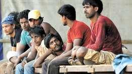 കോവിഡ് ബാധിതരായ അന്യസംസ്ഥാന തൊഴിലാളികള് അപ്രത്യക്ഷമായതില് ദുരൂഹത, പോലീസിനെ വെട്ടിച്ച് കടന്നത് 20 പേർ