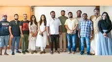 വിനില് വര്ഗീസ് സിനിമയുടെ ചിത്രീകരണം തുടങ്ങി; കാളിദാസ് ജയറാം, നമിത പ്രമോദ് കേന്ദ്ര കഥാപാത്രങ്ങള്