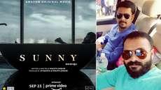 ജയസൂര്യ തന്റെ നൂറാമത്തെ ചിത്രം 'സണ്ണി'യുമായെത്തുന്നു; ആമസോണ് പ്രൈം വീഡിയോയിലൂടെ സെപ്റ്റംബര് 23 ന് പ്രീമിയര്
