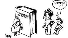 ഭരണഘടനയെ അട്ടിമറിച്ച അടിയന്തരാവസ്ഥ; സ്വേച്ഛാധിപത്യം ഉറപ്പാക്കിയത് 38,39,42 ഭേദഗതികള്