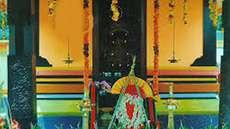തിരുവഞ്ചൂര് ശ്രീ ചമയങ്കര  ദേവീക്ഷേത്രത്തിലെ ആറാട്ട് 17ന്