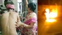 ബംഗാളില് ബിജെപി പ്രവര്ത്തകര്ക്ക് നേരെ പെട്രോള് ബോംബ് ആക്രമണം: ആറ് പേര്ക്ക് പരിക്ക്, ആക്രമണത്തിന് പിന്നില് തൃണമൂലെന്ന് ആരോപണം