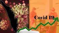 സംസ്ഥാനത്ത് കോവിഡ് ശക്തം; രാജ്യത്തെ പോസിറ്റീവ് കേസുകളില് 74.26 ശതമാനവും മരണങ്ങളില് 30.59 ശതമാനവും കേരളത്തില്; ആശങ്ക വര്ധിക്കുന്നു