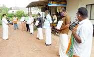 ഇടത് സര്ക്കാറിന്റെ പകല്കൊള്ള അവസാനിപ്പിക്കണം: ബിജെപി