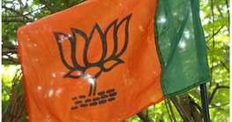 പ്രവര്ത്തനം നിലച്ച് ശ്മശാനം: പ്രതിഷേധവുമായി ബിജെപി
