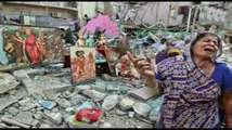 പാക്കിസ്താനില് 102 ഹിന്ദുക്കളെ തബ്ലീഗി ജമാഅത്ത്  പീഡിപ്പിച്ച് മതംമാറ്റി : അമ്പലം പള്ളിയായി മാറി