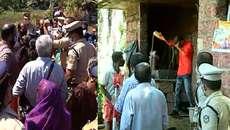 കണ്ണൂരിൽ ദേശീയപാത സ്ഥലമേറ്റെടുപ്പിനിടെ പ്രതിഷേധം, ഉദ്യോഗസ്ഥരെ തടഞ്ഞു,  യുവാവിന്റെ ആത്മഹത്യാശ്രമം