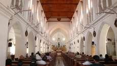 പാളയം സെന്റ് ജോസഫ് കത്തീഡ്രൽ സഹ വികാരി മരിച്ച നിലയിൽ