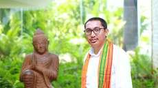 തെരഞ്ഞെടുപ്പു നടന്നാല് ബിജെപി കശ്മീര് ഭരിക്കും: ജാംയാങ് സെറിങ് നംഗ്യാല്