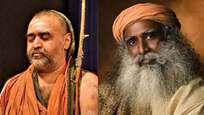 സദ്ഗുരു ജഗ്ഗി വാസുദേവിനെ അധിക്ഷേപിച്ച് ഡിഎംകെ; ഈശ ഫൗണ്ടേഷനും കാഞ്ചി ശങ്കരമഠവും ഏറ്റെടുക്കുമെന്നും ഭീഷണി