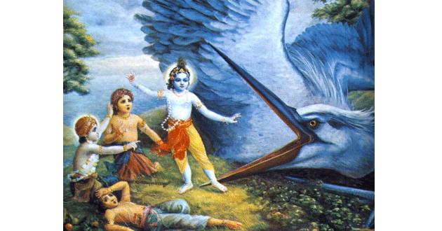 ബകാസുര വധം