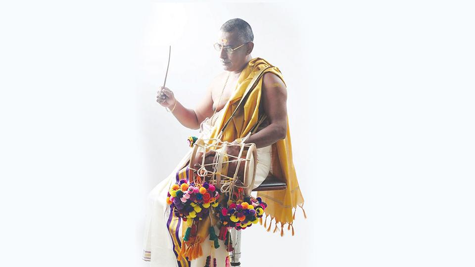 വാദ്യഗുരു ഇടയ്ക്കക്കു വിധാതാവായപ്പോള്