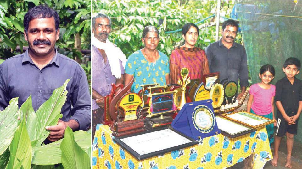 കബനിയുടെ തീരത്തെ കൃഷിയുടെ കേദാരം