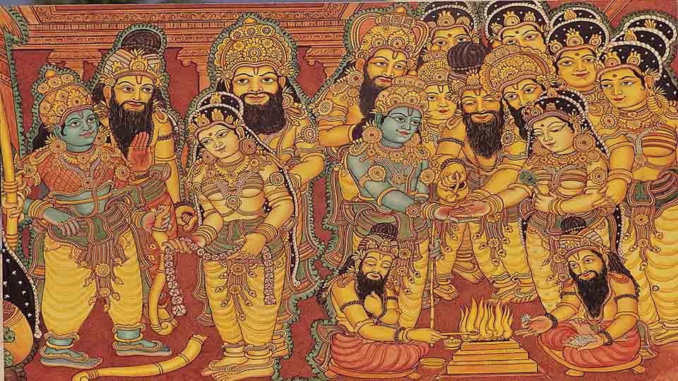 രാമായണ മാസം: ആക്ഷേപിക്കാന് രാമായണം ഗവേഷണം നടത്തുന്നവര് തിരിച്ചറിയണം