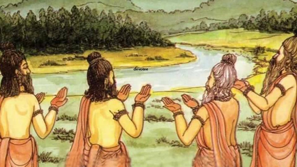ഋഷിപരമ്പരയിലെ കണ്ണികള്