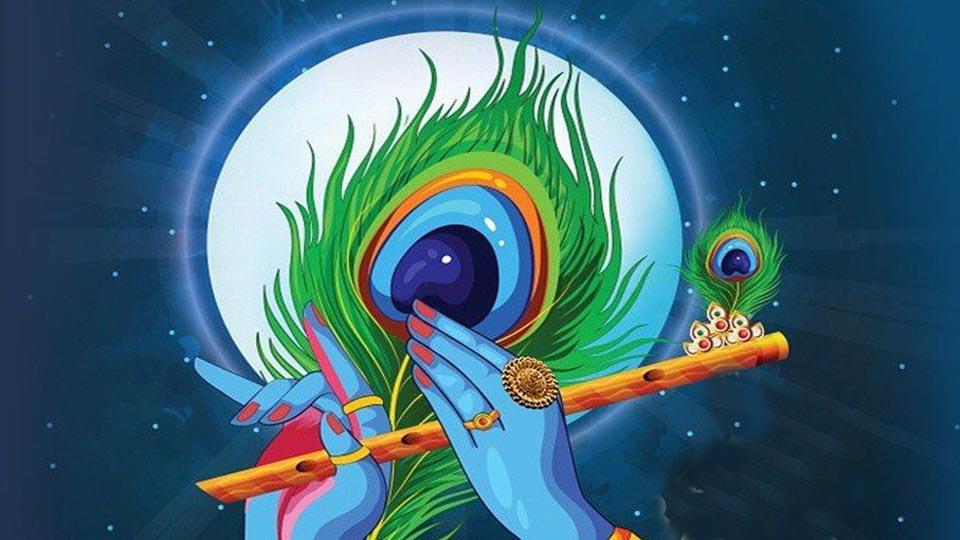 'വിഷാദം വെടിയാം,  വിജയം വരിക്കാം' : ബാലഗോകുലം ശ്രീകൃഷ്ണജയന്തി  പോസ്റ്റര്  മത്സരം;   സൃഷ്ടികള് ക്ഷണിച്ചു